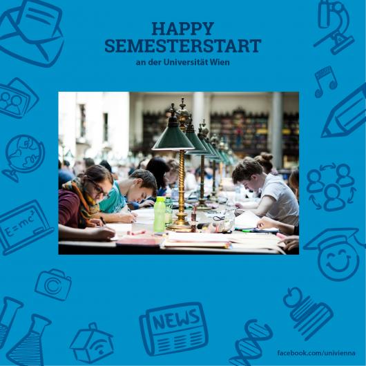 Happy Semesterstart