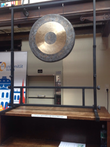 Living Book Day Gong