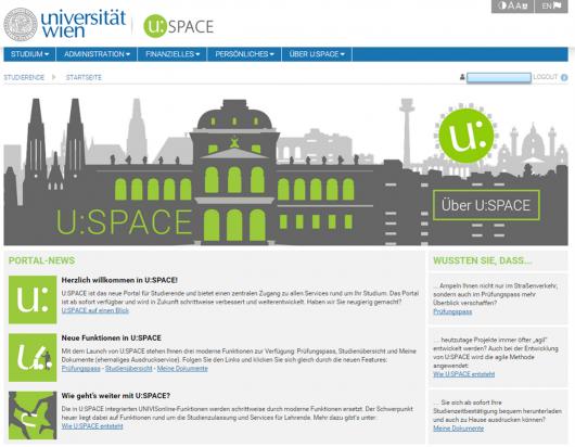 uspace Screenshot