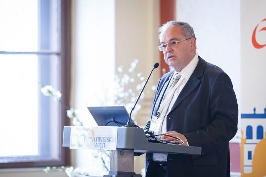Heinz W. Engl, Rektor