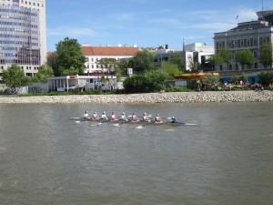 Universität Wien Ruderregatta