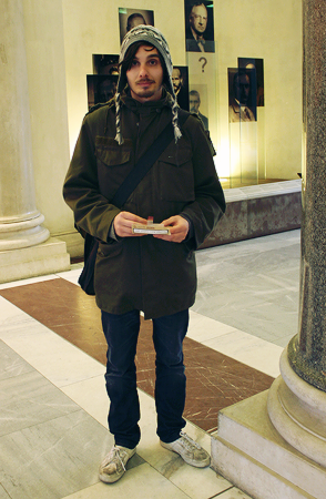 Humans of Hauptuni_Jakob