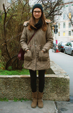 Humans of Hauptuni_Melli