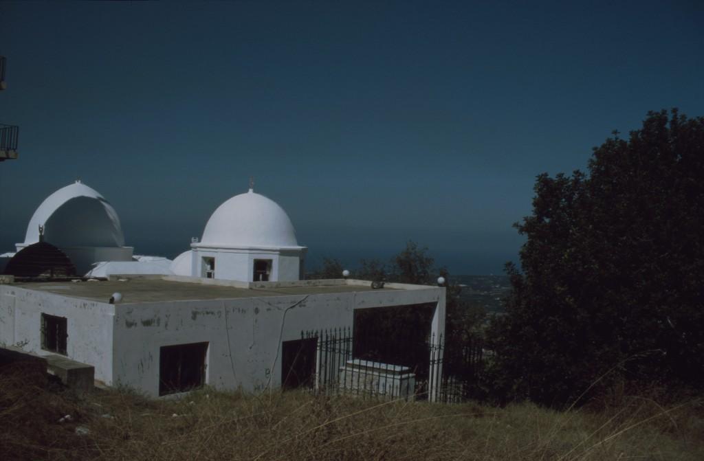 Das alawitische Heiligtum von Scheich Ahmad al-Qirfis bei Baniyas in Westsyrien (Foto: Stephan Procházka)