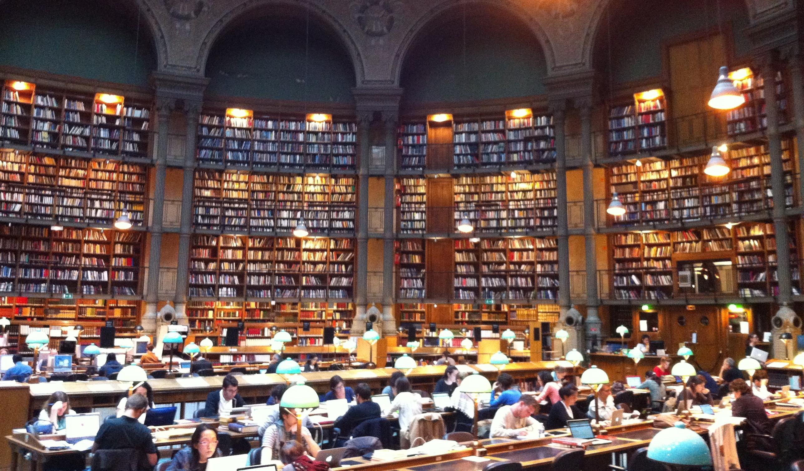 Das Babel der Bibliothek univie bloggt