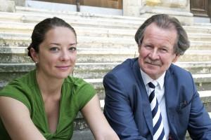 Anna Mueller Funk und Manfred Nowak_photocreds Melanie Pfeffer