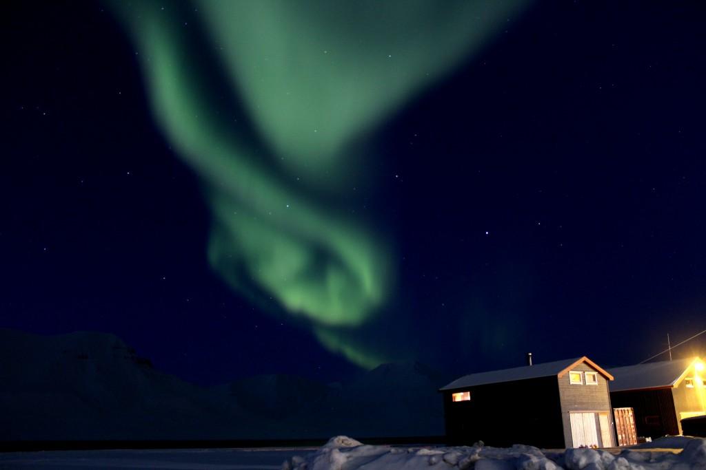 Die Begeisterung ist sogar so weit gegangen, dass eine 'Northernlight Watch' ins Leben gerufen wurde. Jedes Gruppenmitglied war in der Nacht eine halbe Stunde für die Himmelbeobachtung verantwortlich und bei einem Anflug von grün wurden die restlichen Mitglieder aufgeweckt.