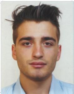 Drin Ferizaj, Psychologiestudent (© Drin Ferizaj)