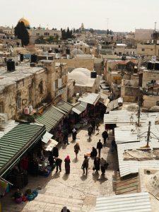 Jerusalemer Altstadt (© Regina Maria Hirsch)