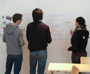 Studierende der Fachdidaktik (© Lara Möller)