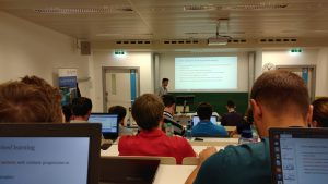 Vortrag in der Data Science Summer School in Wien