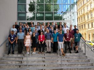 TeilnehmerInnen der Data Science Summer School