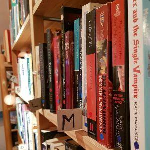 Die Genreauswahl von Books4Life von A bis Z
