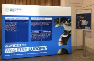 """Mitmach-Wall: Eure Meinung zum Thema """"Was eint Europa?"""""""