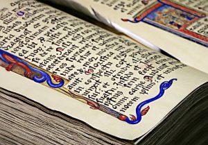 Der Bereich Data Science analysiert auch alte Manuskripte.