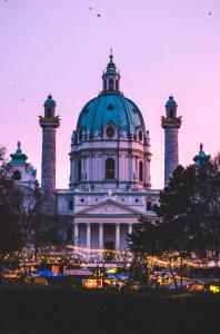 Lerne als Buddy für Studierende aus dem Ausland Wien neu kennen