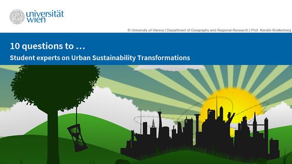 urbane Nachhaltigkeitstransformationen