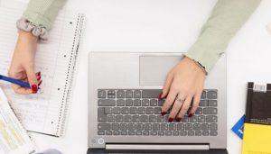 Zuhause Studieren: Arbeitsumgebung gestalten